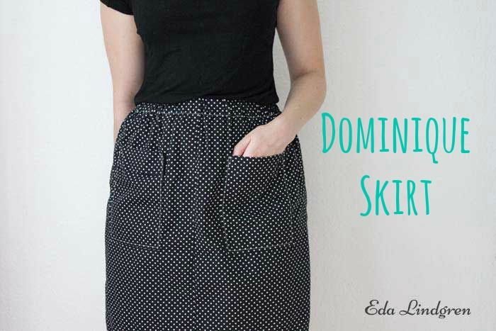 Dominique Skirt - Schnittmuster von Tilly and The Buttons ...