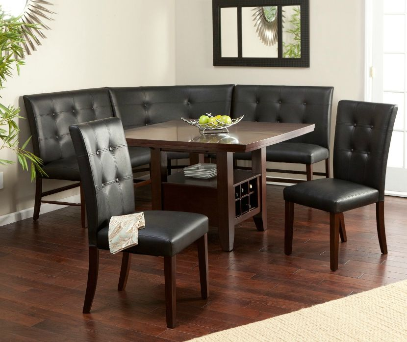 Wow 33 Space Saving Corner Breakfast Nook Furniture Sets Corner