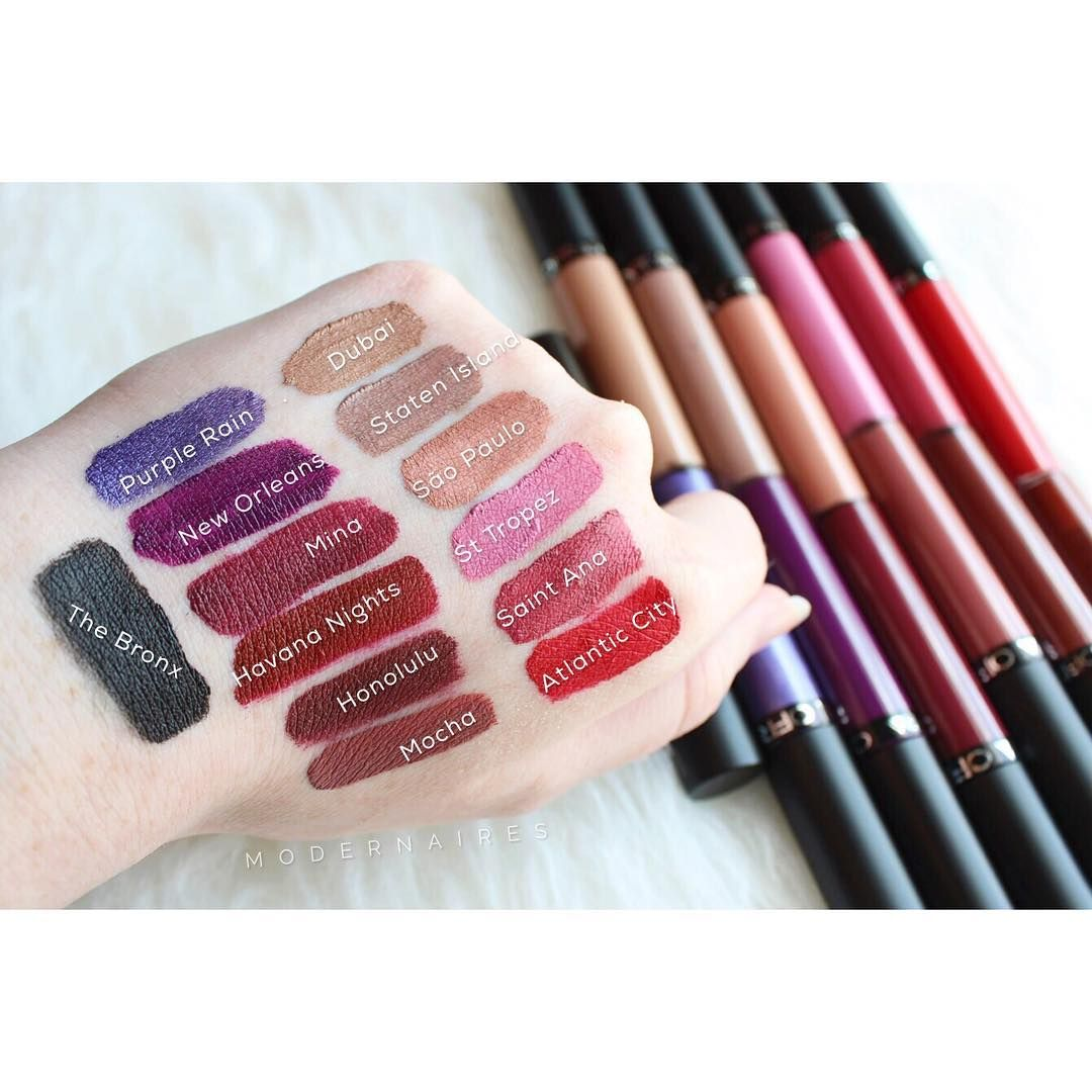 OFRA Long Lasting Liquid Lipsticks in Atlantic City, The