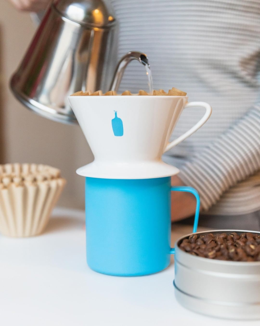 Blue bottle coffee on instagram hit the road with our