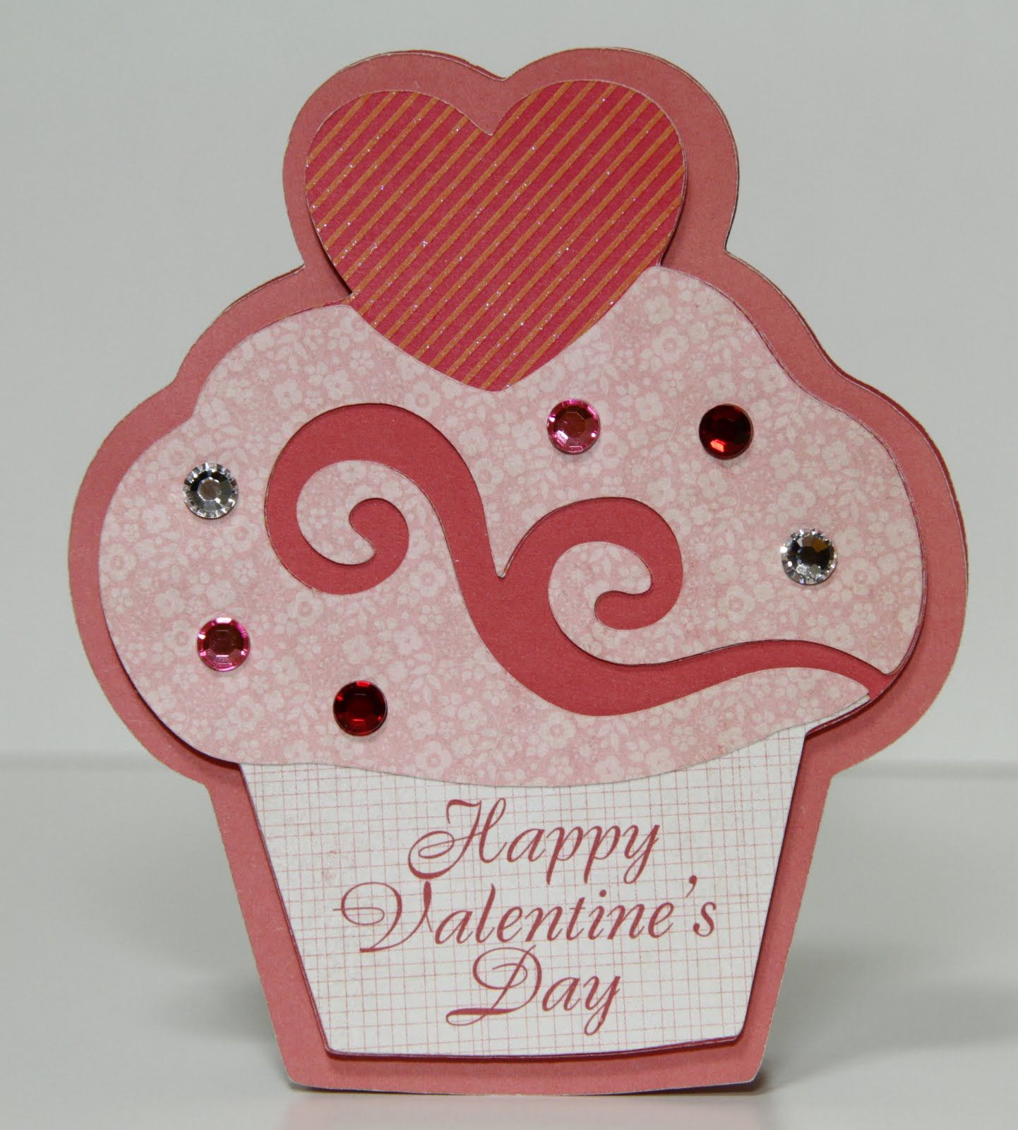 homemade valentines day cards – Easy Valentine Card