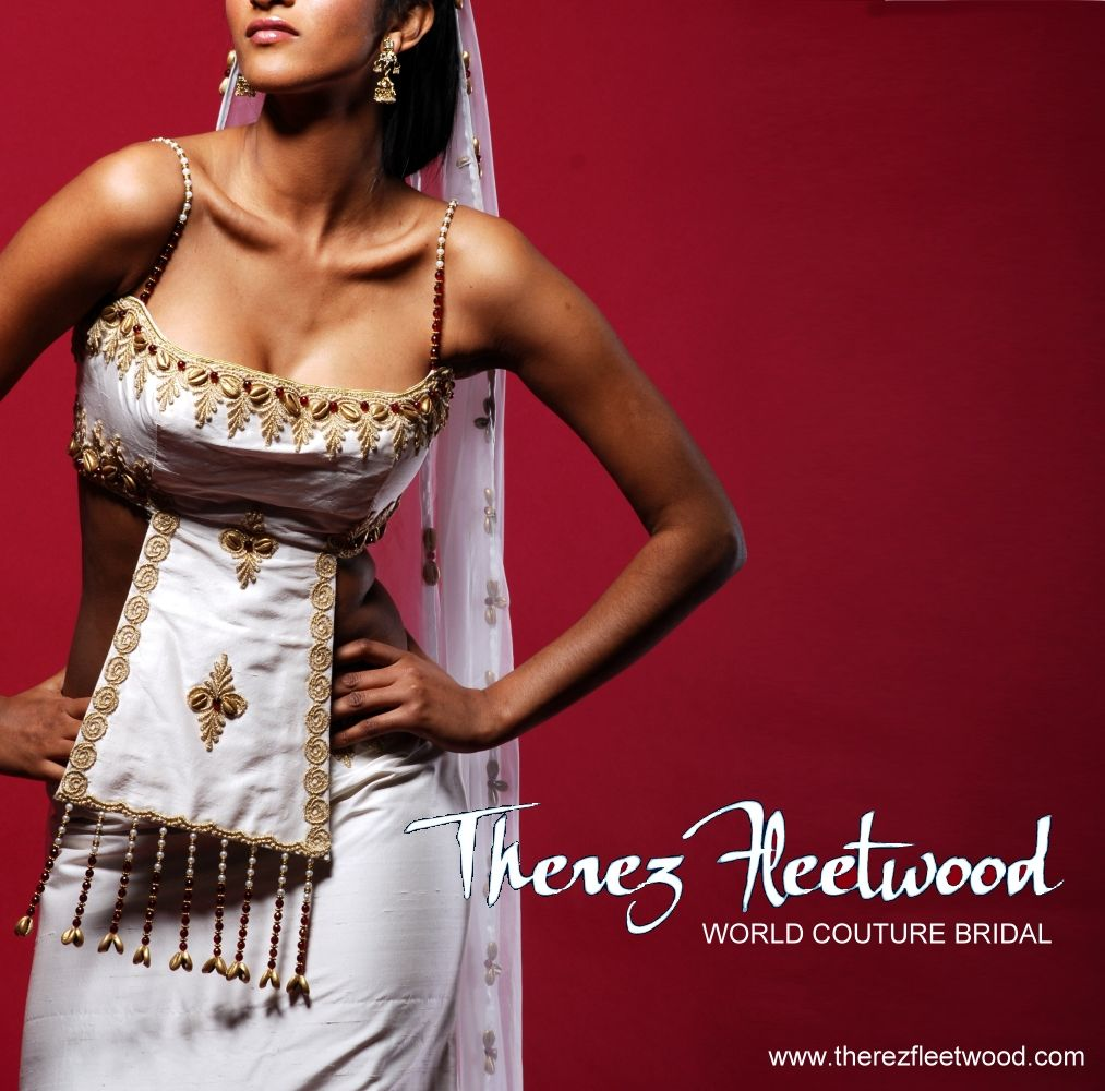 Therez Fleetwood Wedding Gowns: JADE Wedding Dress From Therez Fleetwood