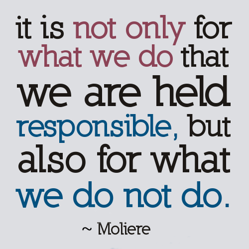 Actioncomplete On Twitter Responsibility Quotes Very Best Quotes Inspirational Quotes Pictures