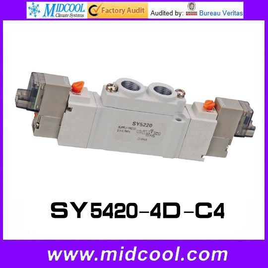 $22.00 (Buy here: https://alitems.com/g/1e8d114494ebda23ff8b16525dc3e8/?i=5&ulp=https%3A%2F%2Fwww.aliexpress.com%2Fitem%2F5-way-pilot-solenoid-valve-SY5420-4D-C4%2F32667610423.html ) 5 way pilot solenoid valve SY5420-4D-C4 for just $22.00