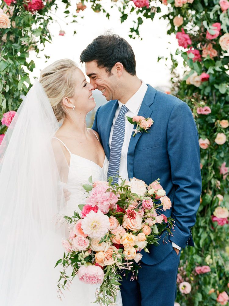 Whimsical & Playful Wedding at The Little Nell on the Top