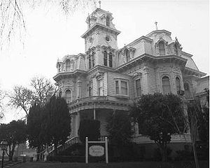 Governor's Mansion Sacramento