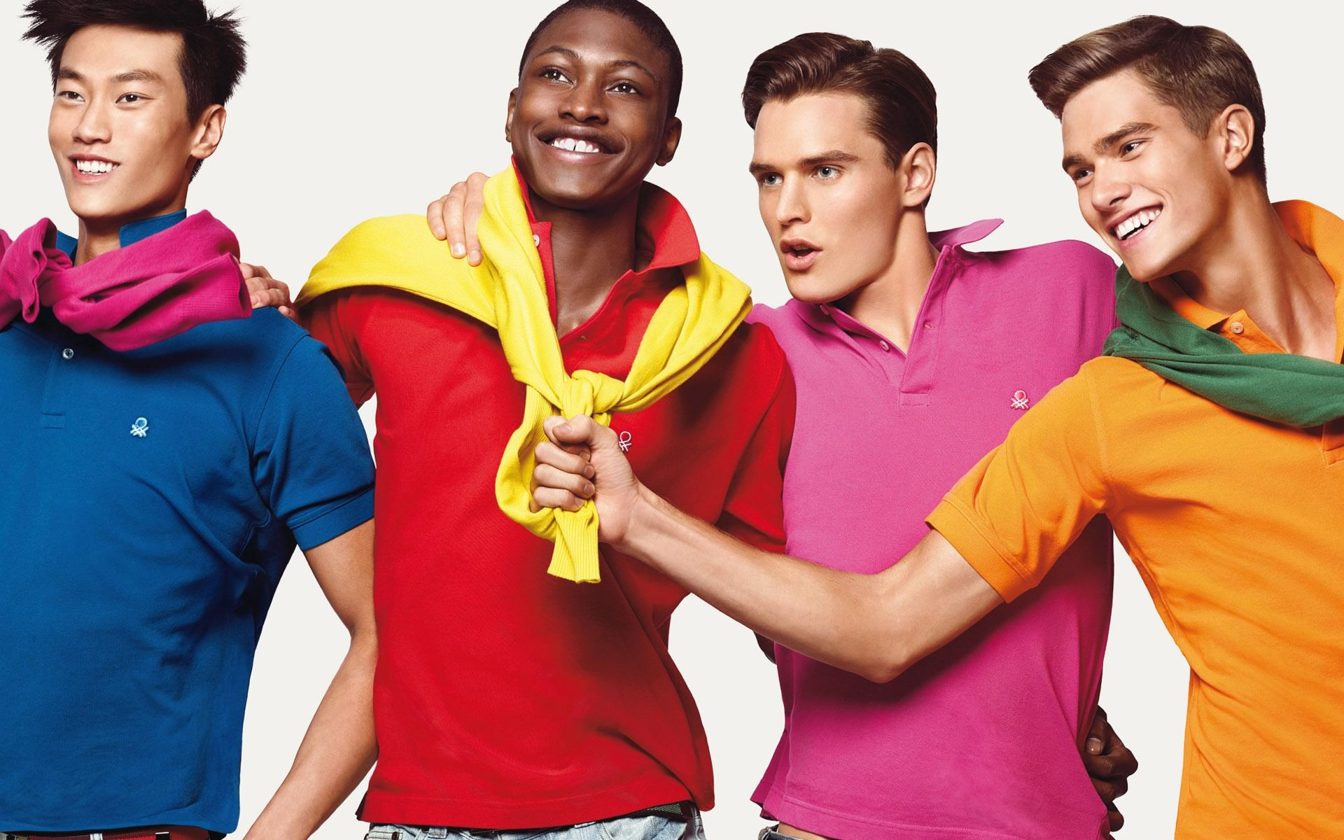 Pics for united colors of benetton models benetton for Benetton we are colors