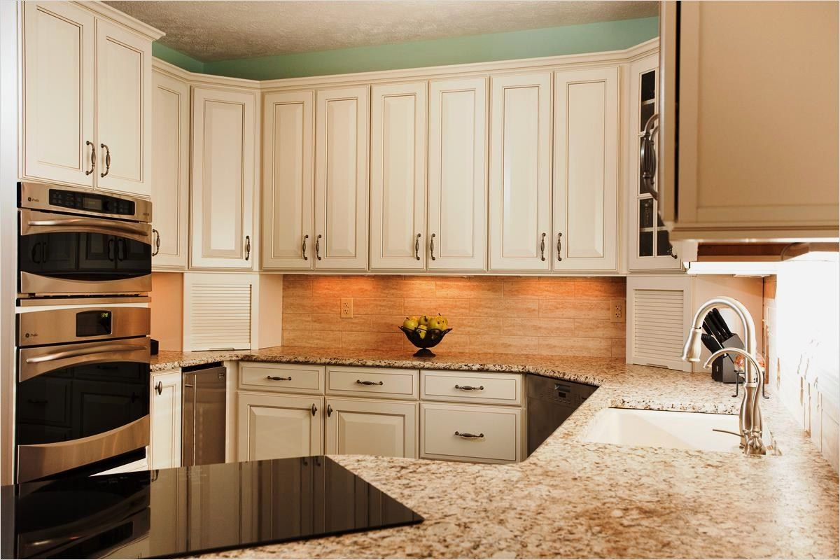 34 Stunning Kitchen Ideas with White Cabinets | Top ...