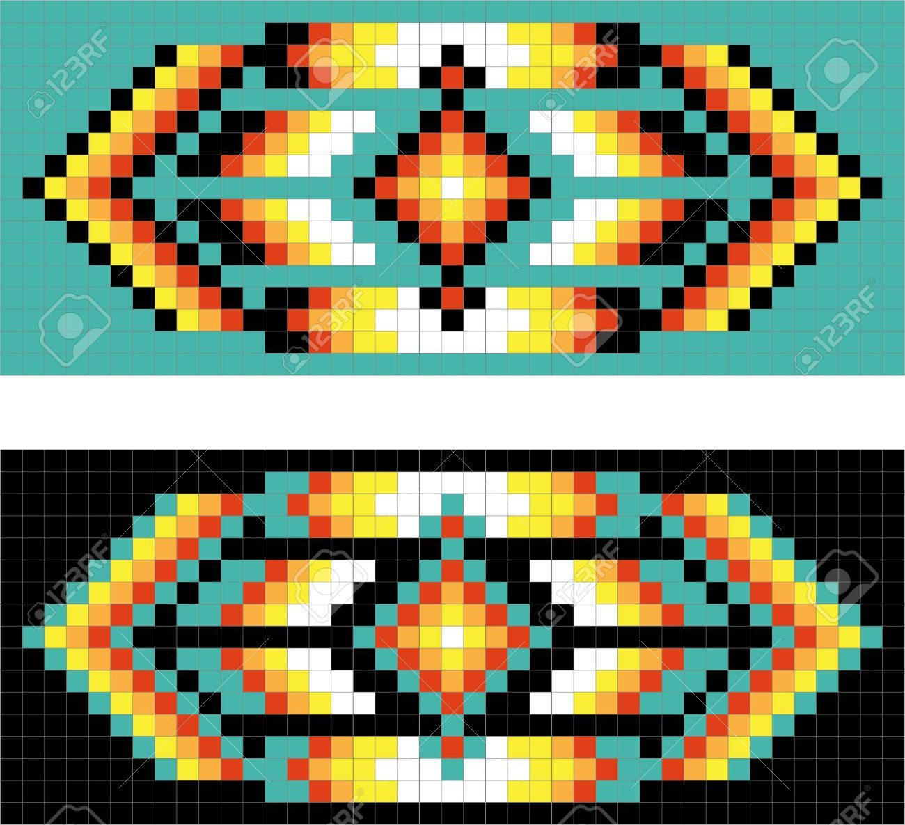 traditional native america patterns - Google Search
