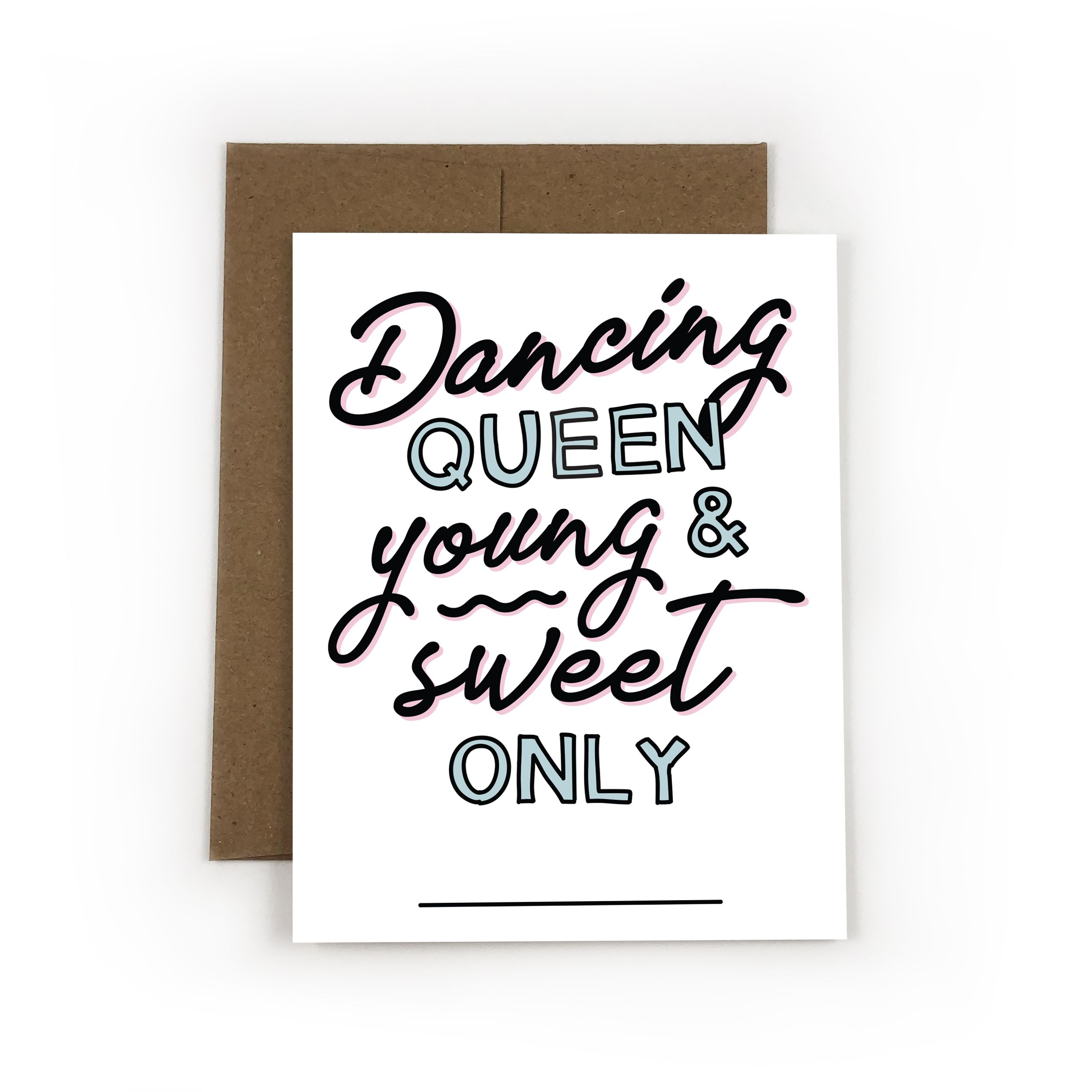 Dancing Queen Birthday Card Birthday Cards For Mum Birthday Greeting Cards Happy 17th Birthday