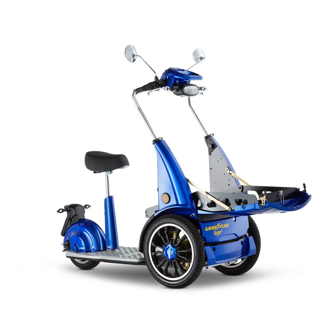 Powertec Weekend Is Comming For Shopping Queen E Go1 Elektro Transportroller Faltbar 100 Elektrisch 0 Emmision 25 Km H 60 Km Rei Toy Car Vehicles Moped