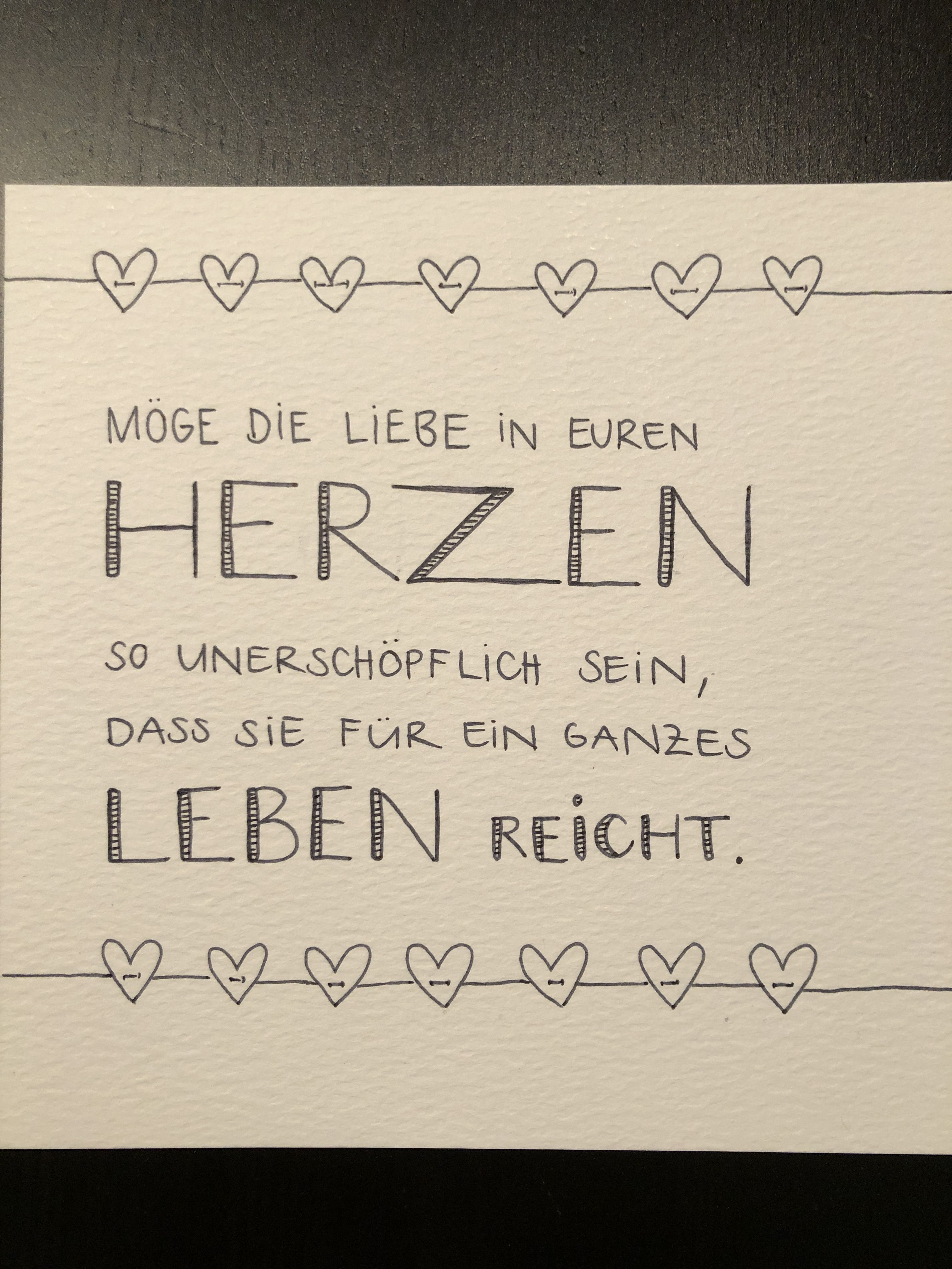 Spruch Hochzeit Liebe Karte Fur Karten Geschenk Schenken Verschenken Anlass Segenswunsche Zur Hochzeit Spruche Hochzeit Wunsche Zur Hochzeit