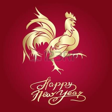 61116567-happy-chinese-new-year-2017-with-golden-rooster--animal ...