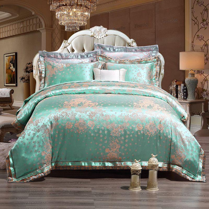 House Remodel 2017 HOT SALE Jacquard Silk Cotton Luxury