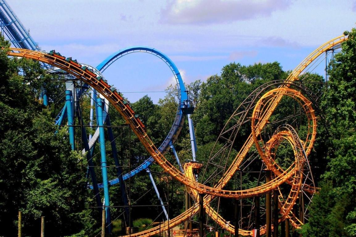 Backyard Roller Coaster Kit | Homideal