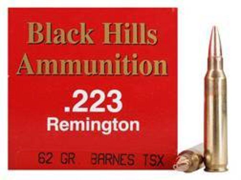 BHA  223 Rem 69gr Sierra MK HP 500rds | Ammunition | Muzzle