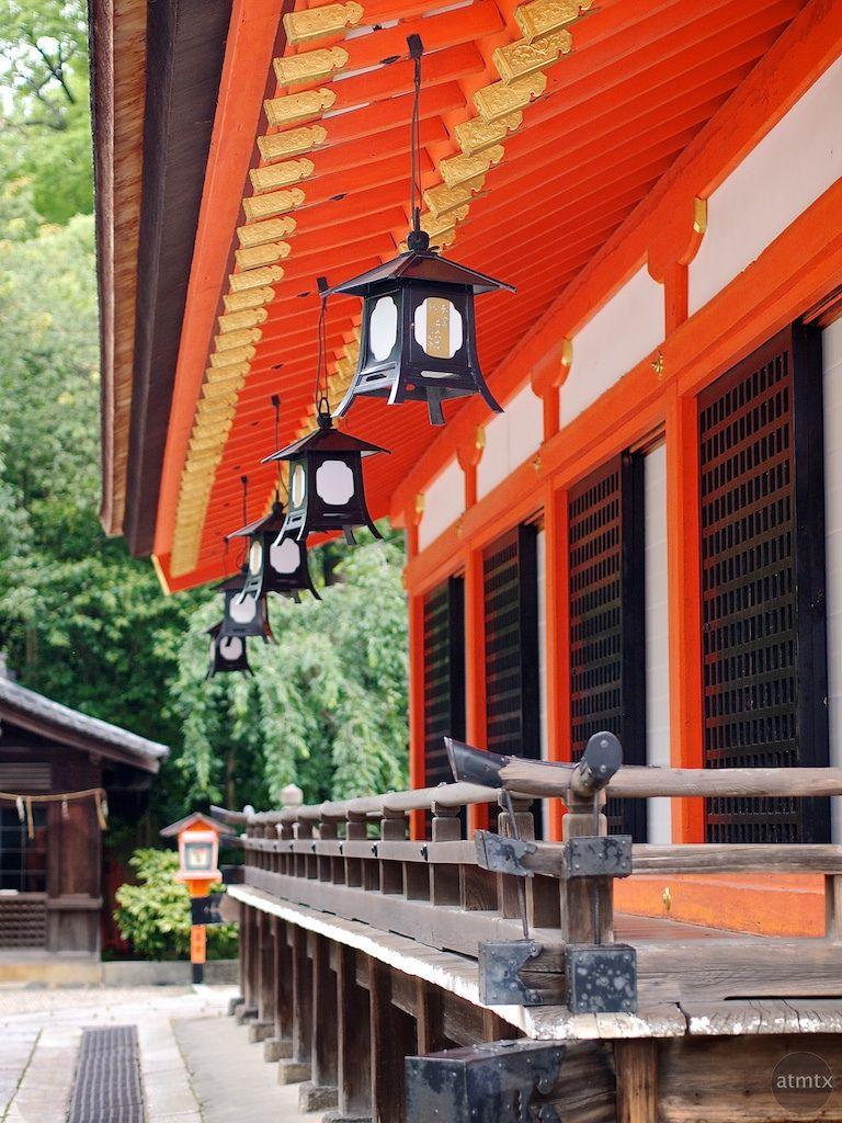 yasaka shrine, kyoto, japan shinto