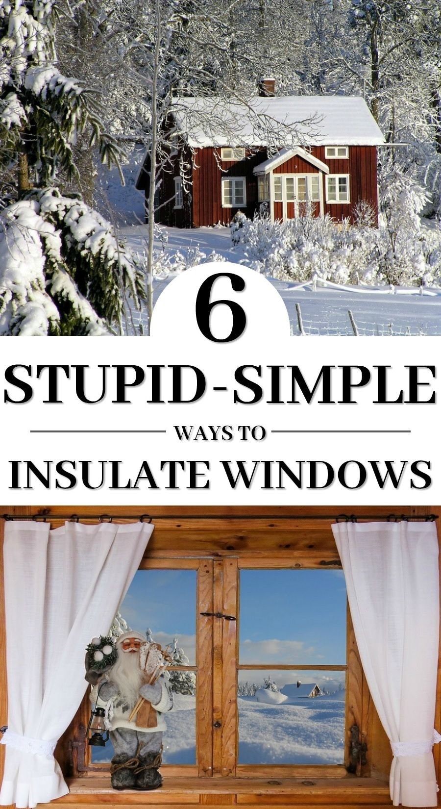 How To Insulate Windows And Save On Your Energy Usage All