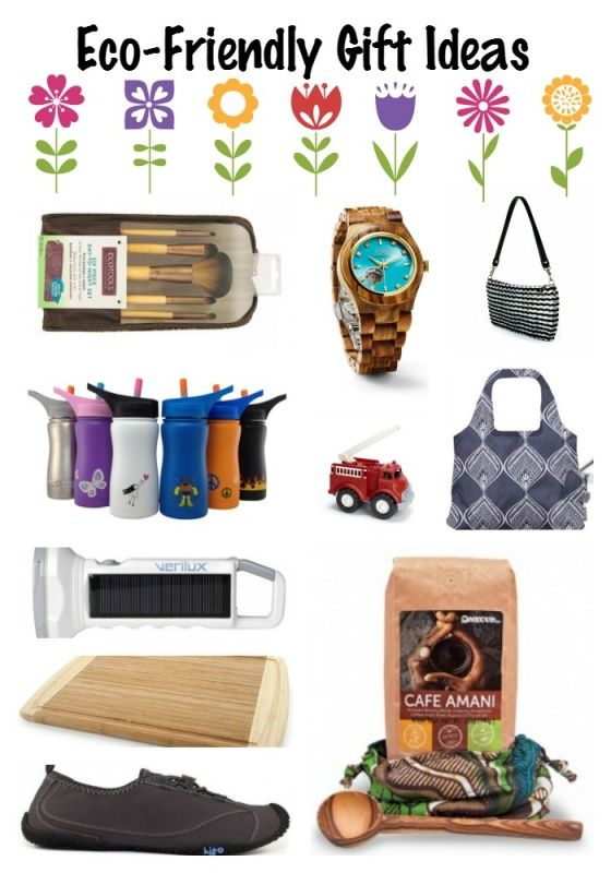 Eco friendly christmas gifts ideas