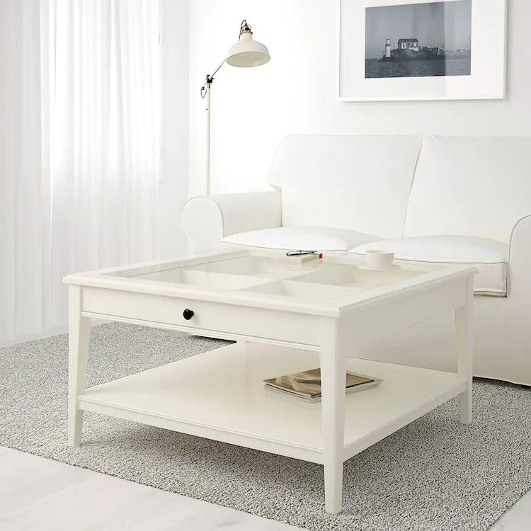 Ikea Couchtisch Weiss