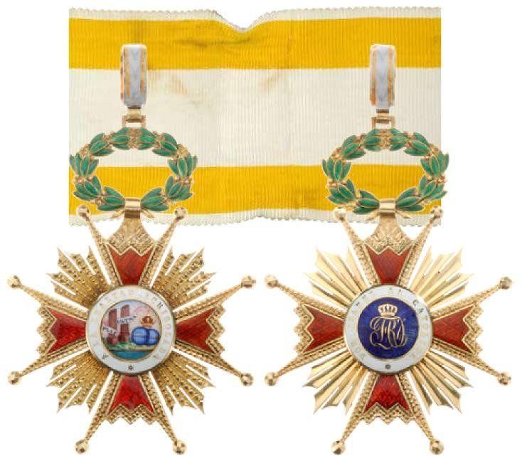 ORDER OF ISABELLA THE CATHOLIC : Lot 2318