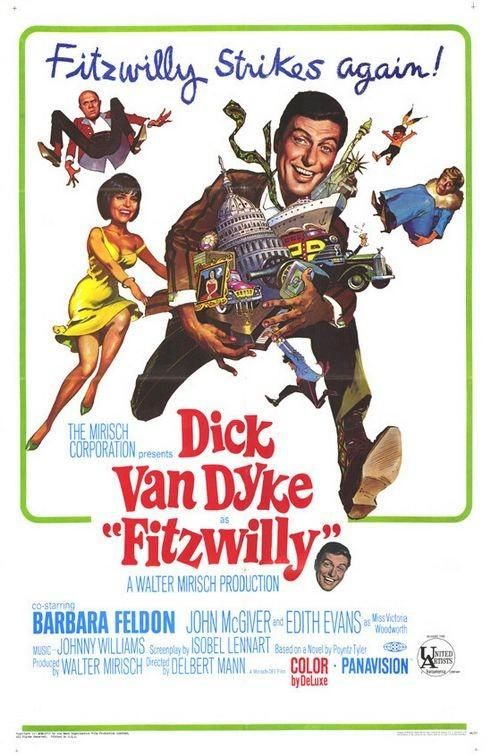 Watch Fitzwilly Full-Movie Streaming