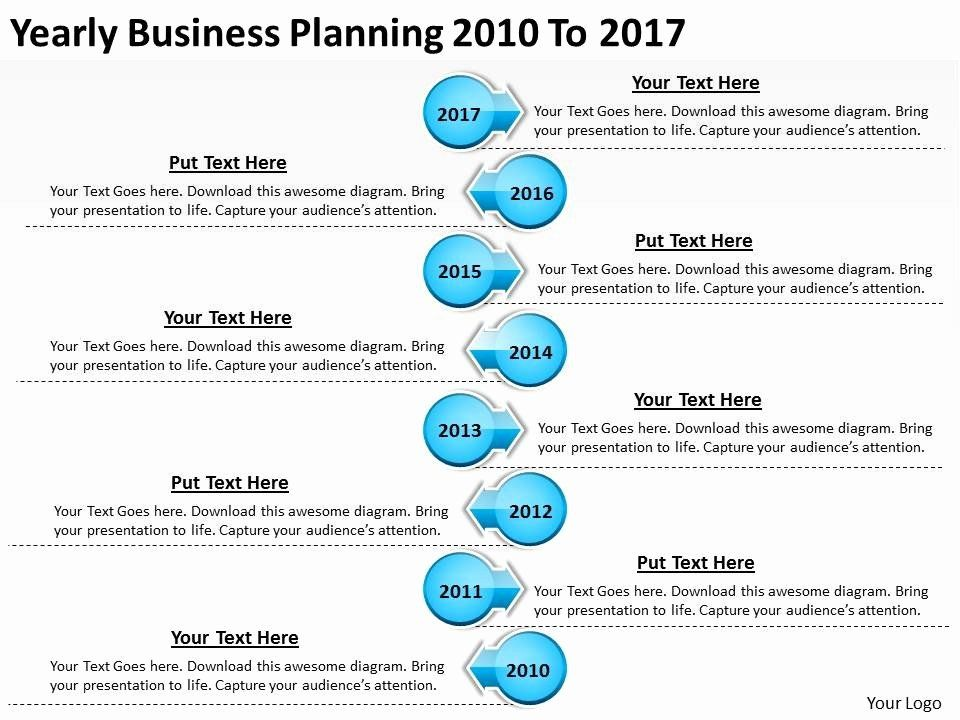 Business Plan Timeline Template in 2020 (With images