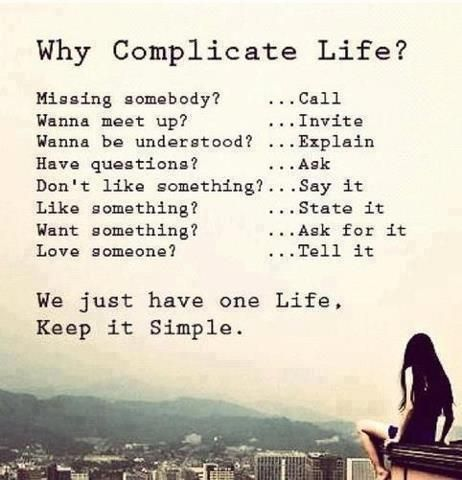 1 000 Little Things Happy Successful People Do Differently Why Complicate Life Simple Life Quotes Words