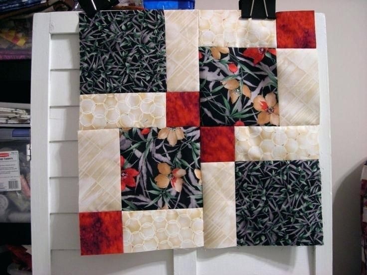 4 Patch Baby Quilt Patterns Free Four Patch Quilt Block Patterns ... : 4 patch quilt patterns free - Adamdwight.com
