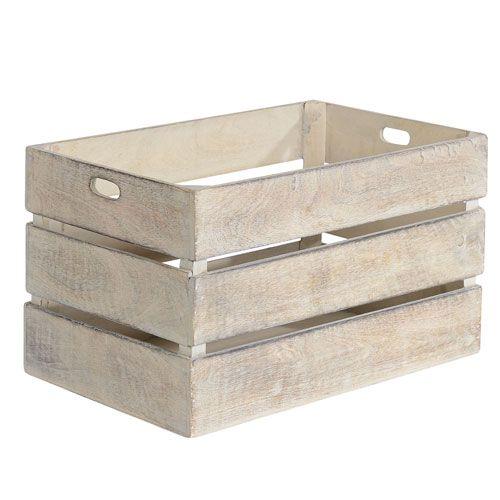 caisse de rangement en manguier naturel sidonie jardin d 39 ulysse 39 prochains achats. Black Bedroom Furniture Sets. Home Design Ideas