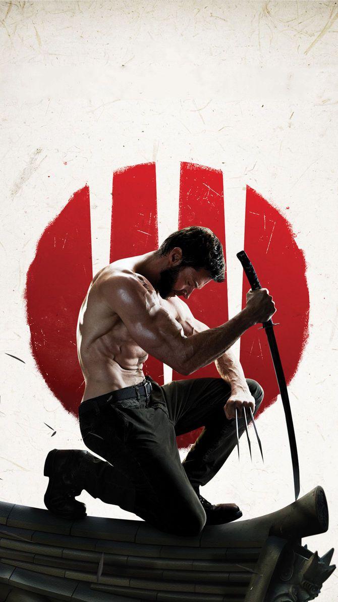 The Wolverine (2013) Phone Wallpaper | Moviemania