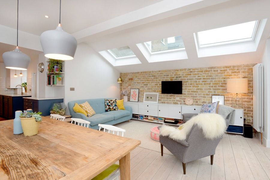 Stroud Green, N4 Side Return Extensions Project