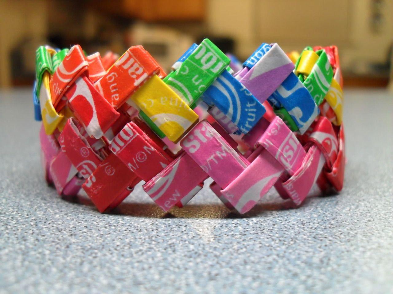 Starburst Wrer Bracelet Candy Wrers Making Jewelry Diy