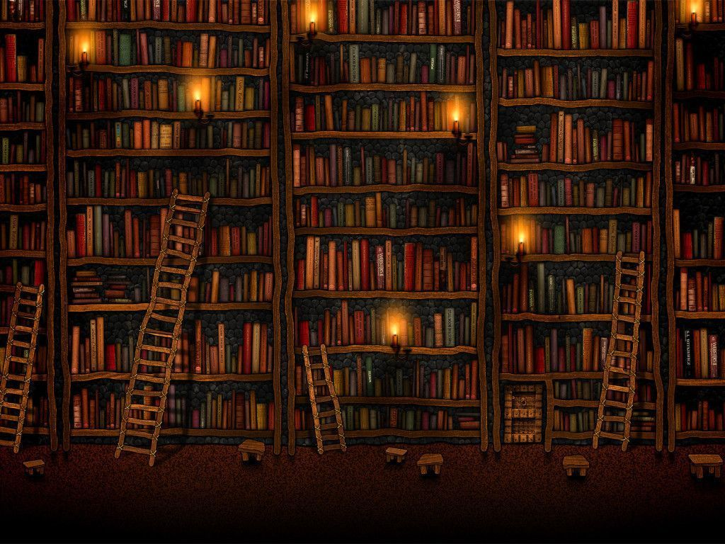 Book iPad wallpaper