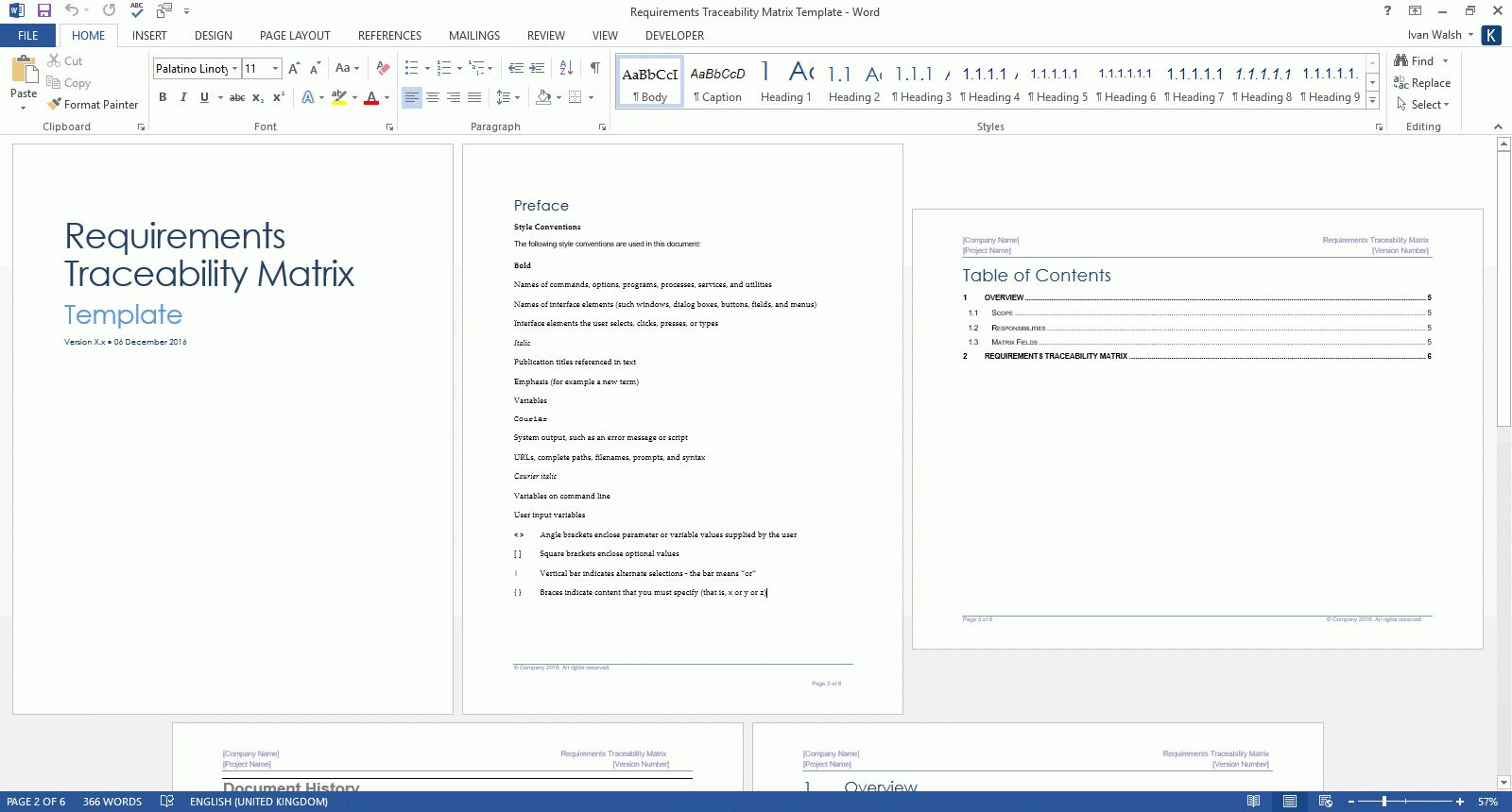 Test Plan Templates (Ms Word/excel) Templates, Forms for