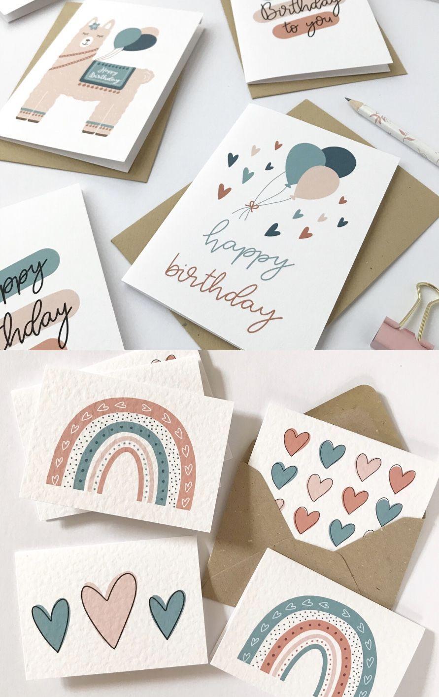 Mini rainbow notecards   Cards, Cards handmade, Card photography