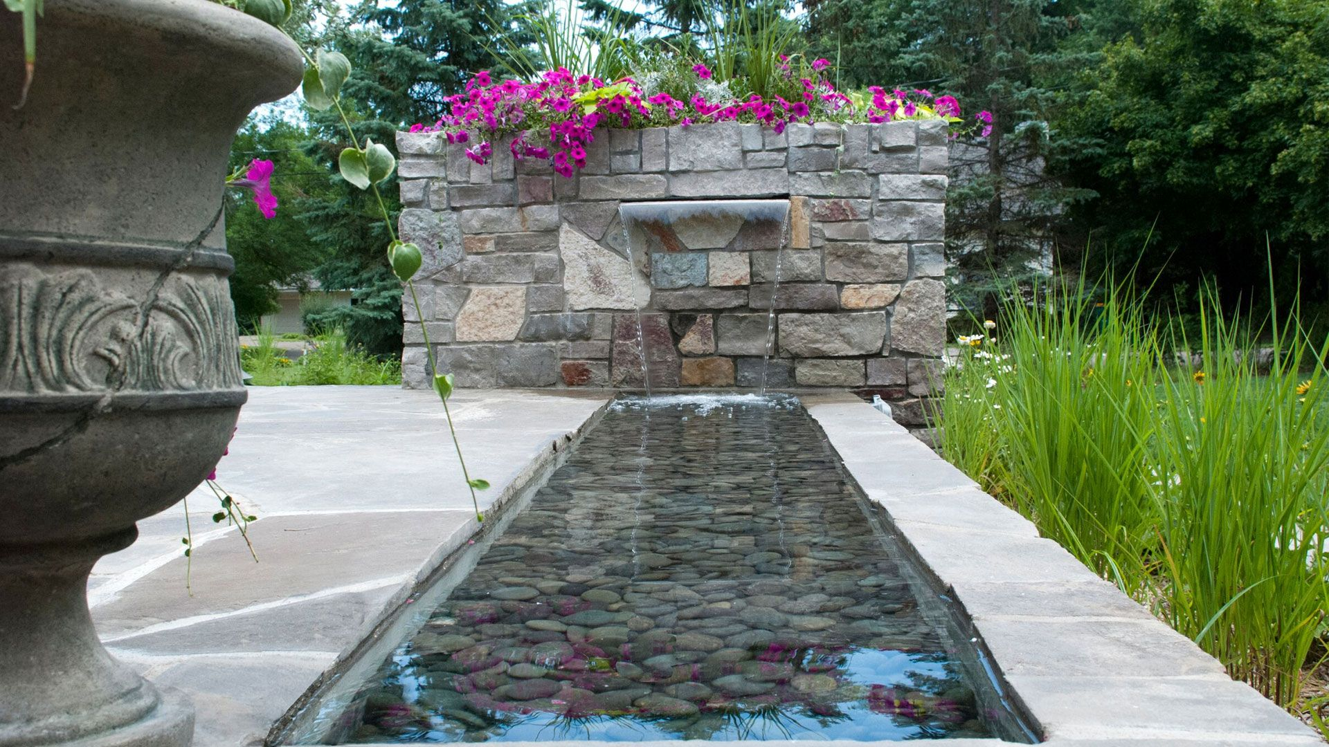 Landscaping With Water Features Landscape Design Services Landscape Design Minnesota Landscaping