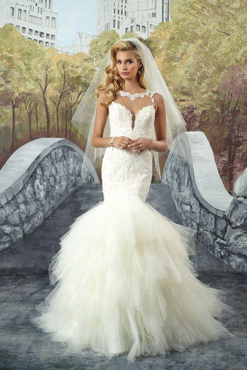 Vestidos de novia ¡29 Bellos Diseños con Foto!