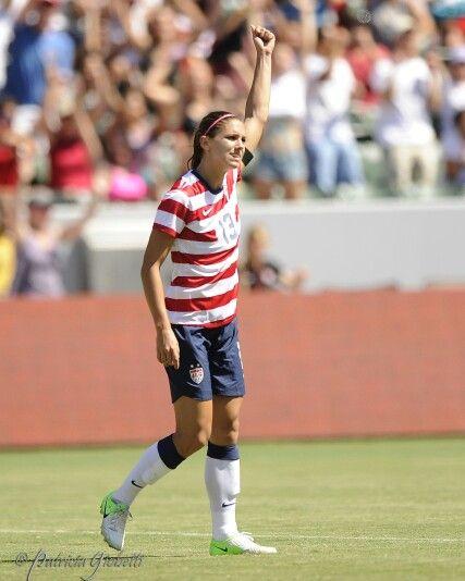 Vamos Alex!! Ya eres capitán de la selección. // Go Alex!! You're captain #USA #SOCCER #13