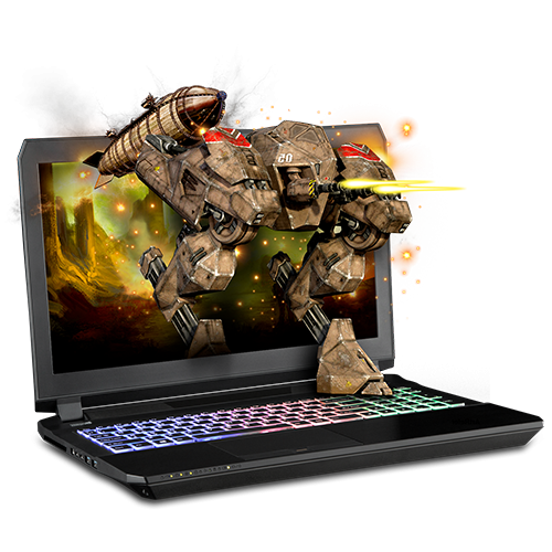 Sager NP8157 gaming laptop from XOTIC PC Cheap gaming