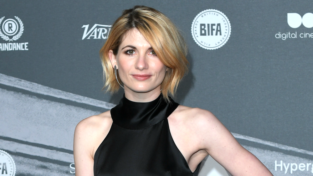 Jodie Whittaker named Doctor Who 13 | TV Show Patrol