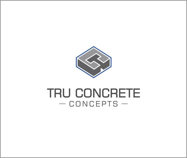 create an eye catching logo for my concrete company by PAN3NAE