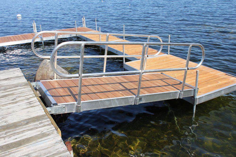 Aluminum ramps boat docks aluminum ramp fishing boat
