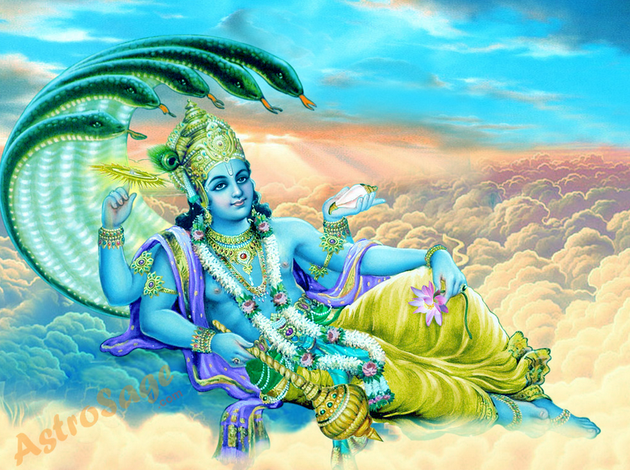 Get to Know Vishnu