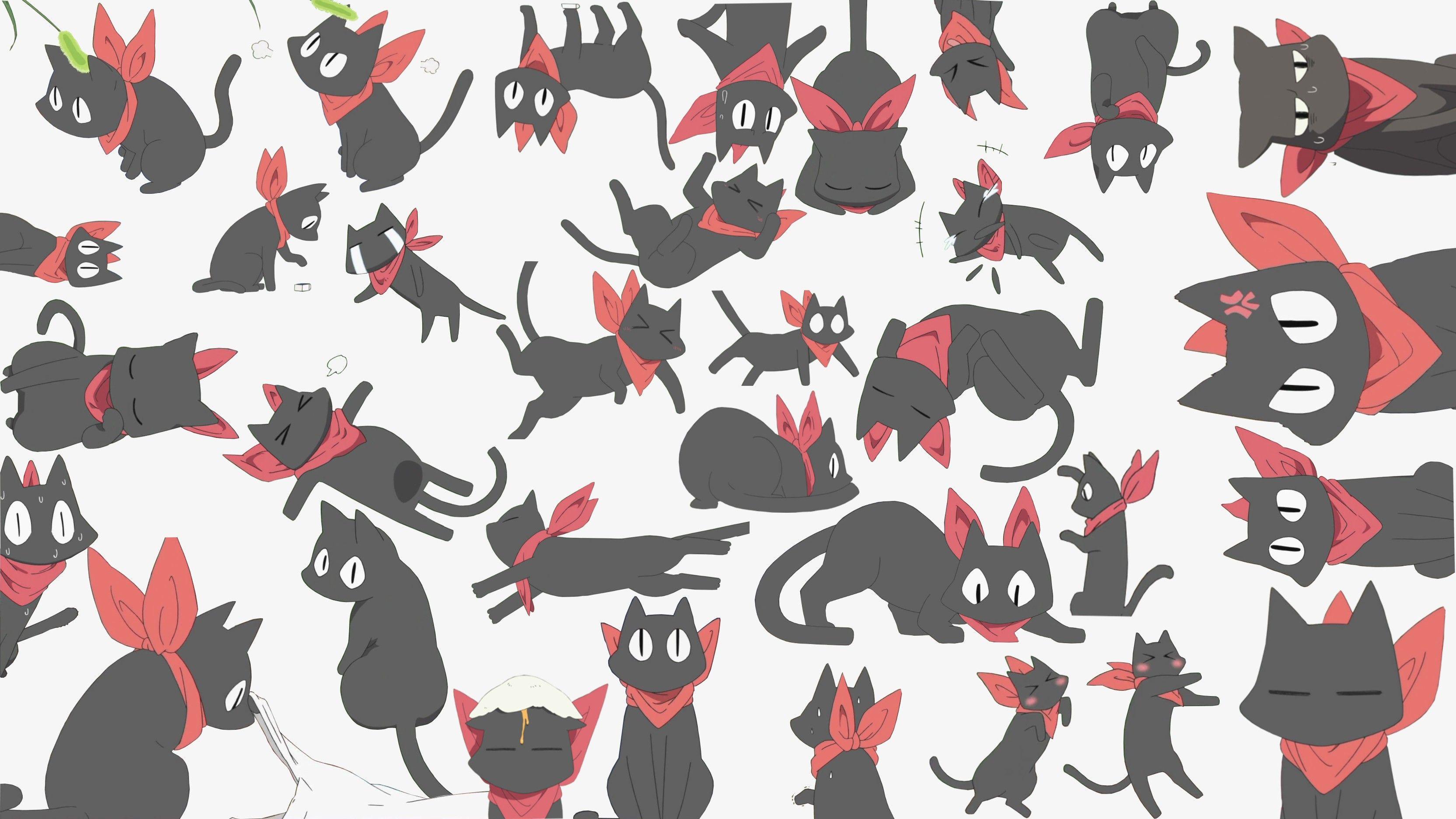 Anime Nichijou  Wallpaper