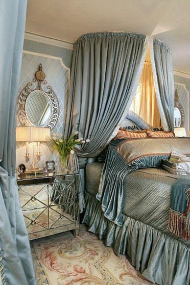 Interior Decisions Inc In Florham Park NJ Elegant Master Bedroom ASID Design Excellence Gold