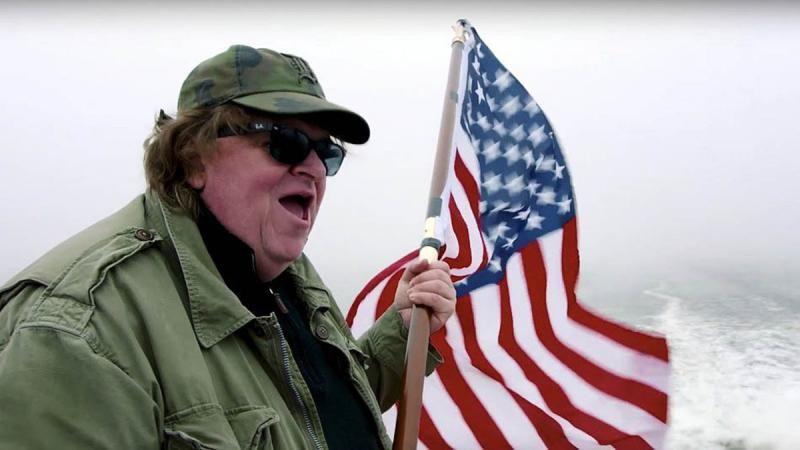 Los 5 consejos de Michael Moore para superar el shock de Trump #
