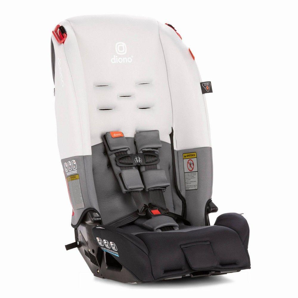 Diono radian 3r allinone convertible car seat gray