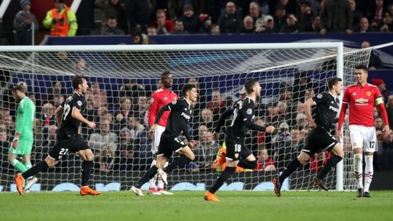 Manchester United Vs Sevilla Highlights Full Match With Images Manchester United Full Match Sevilla