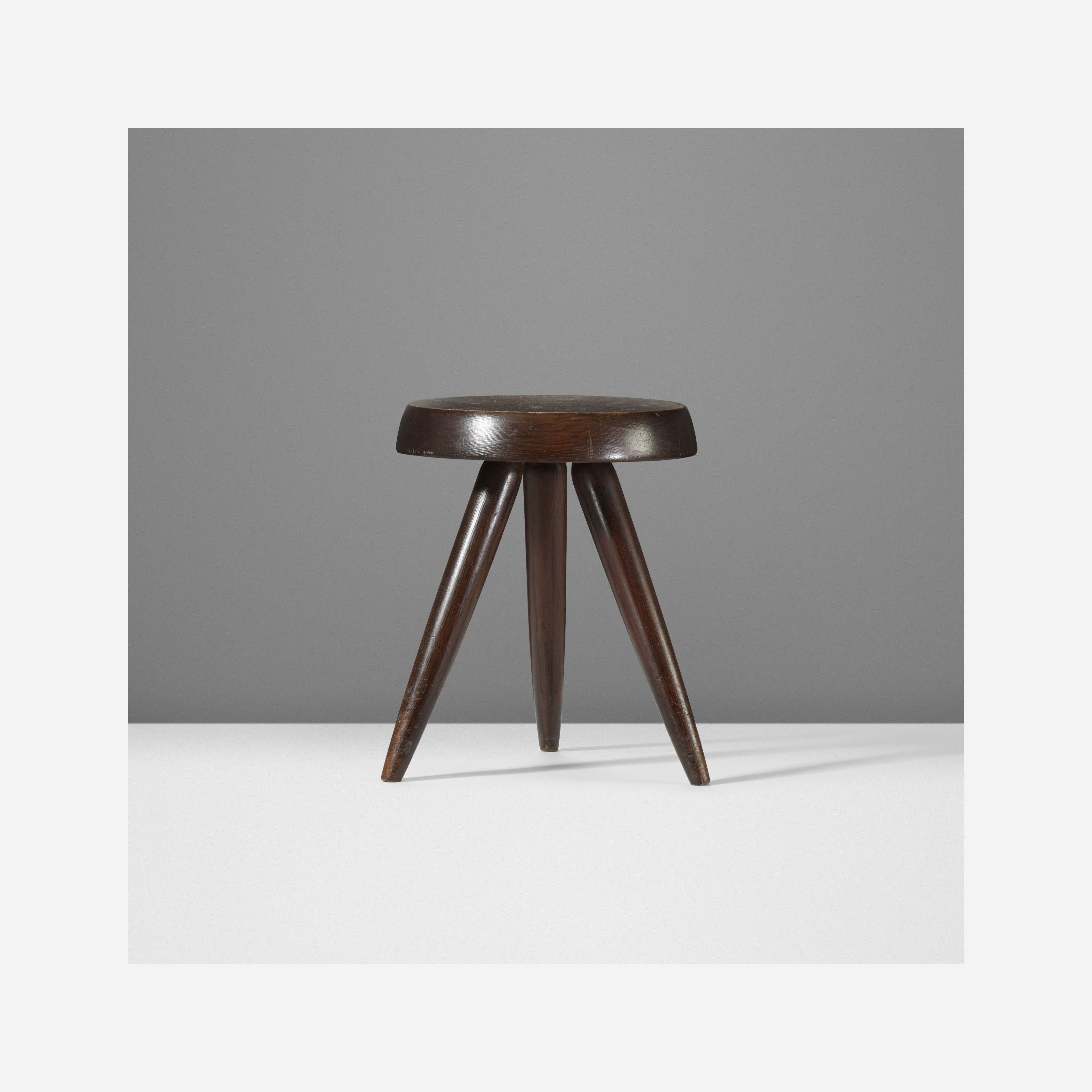 103: Charlotte Perriand / stool < Recherché,